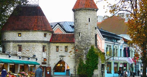 США внесли Эстонию в список опасных для туристов стран