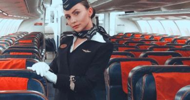 Стюардесса: «Хочется летать вБарселону, алетаем вКемерово» Россиянка пожаловалась нанелегкую судьбу. 10