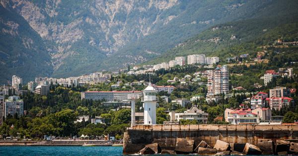 Стали известны подробности о новом курорте в Крыму