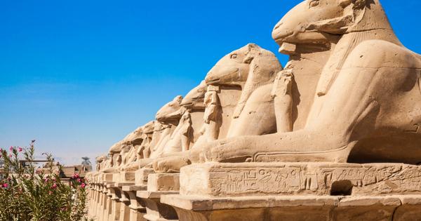 Египет снова откроет 2 популярных памятника