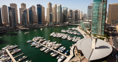 Десятки тысяч туристов заполнили улицы Дубая Несмотря навведенные из-заCOVID-19меры безопасности, вОАЭначала расти заболеваемость. 13