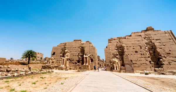 Для туристов открыли самую древнюю усыпальницу в мире