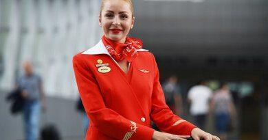 Раскрыты запреты длядевушек вформе стюардесс