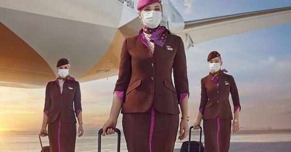 Самые красивые формы стюардесс по всему миру