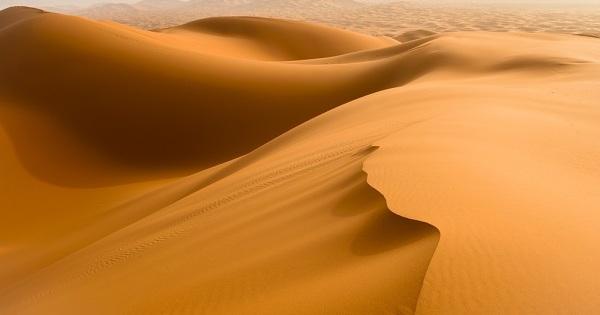 Что скрывается под песками Сахары