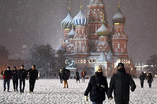 Москва признана лучшим туристическим городом мира