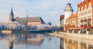 Сколько стоит встретить Новый 2022 год в Калининграде
