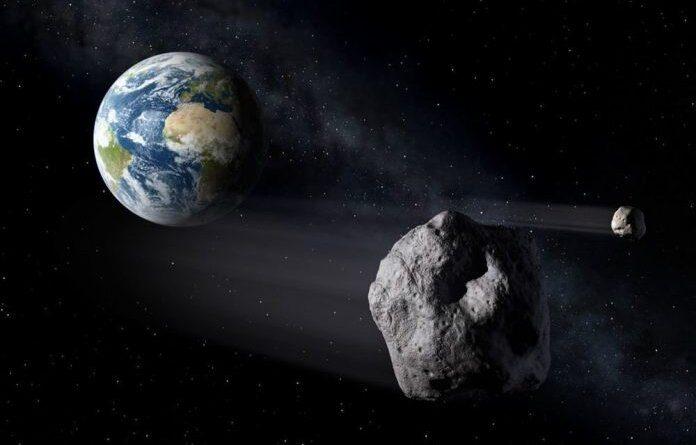 Астероид, размером с холодильник, может столкнуться с Землёй