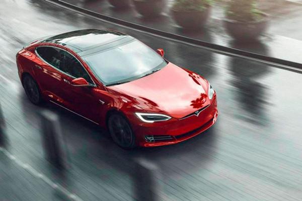 Автомобили Tesla получат модем 5Gирежим точки доступа&nbsp