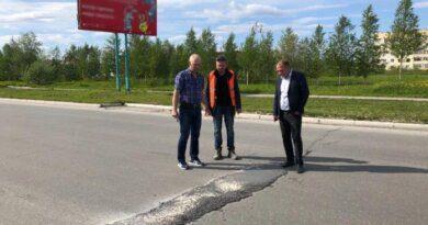 Автомобилисты Усинска будут ездить по нормальным дорогам, надо только подождать
