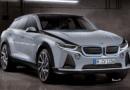BMW представила новый электрокроссовер