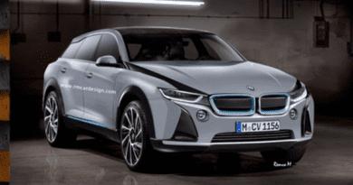 BMW представила новый электрокроссовер — Рамблер/авто