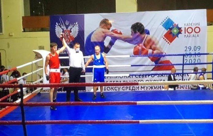 Боксёры из Усинска уже с победой