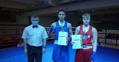 Боксёры Усинска показали класс на республиканских соревнованиях