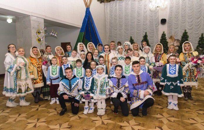 Центру национальных культур Усинска исполнилось 20 лет