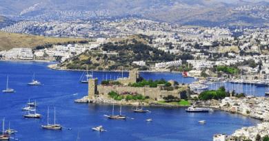 Россиянка рассказала обюджетном отдыхе вБодруме Россиянка вфеврале бюджетно провела отпуск насамом дорогом курорте Турции— вБодруме.