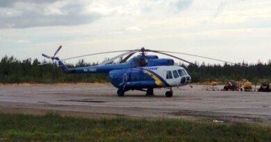 Дата возобновления вертолётных перевозок переносится