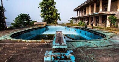 5 заброшенных отелей, история которых пугает