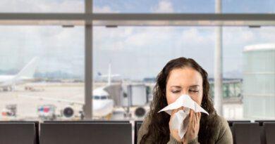Правда ли, что с простудой нельзя лететь на самолете