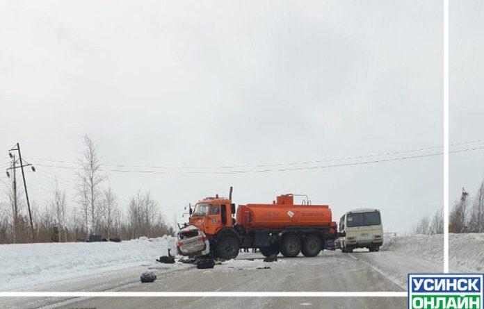 Дело о гибели семьи на дороге в Усинске дошло до суда