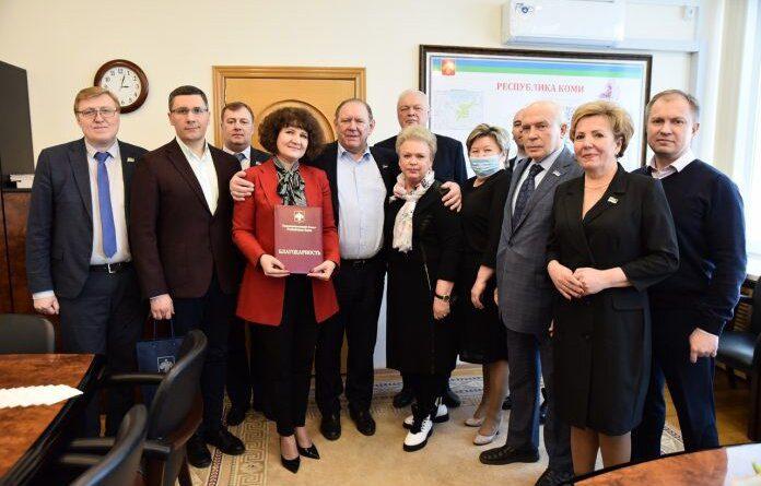 Депутаты Госсовета попрощались с экс-министром финансов Галиной Рубцовой