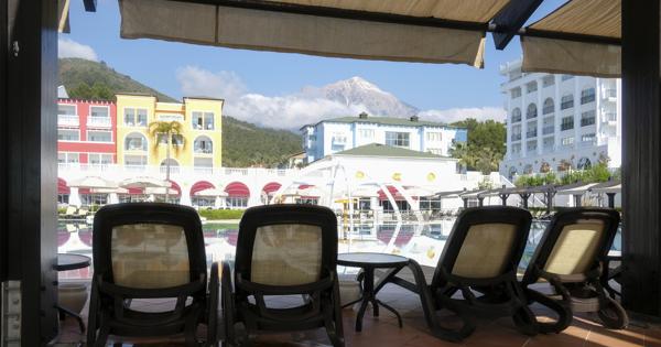 Отели в Турции могут оказаться под угрозой закрытия