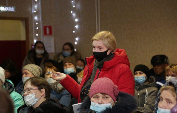 Для жителей Усть-Усы рассмотрят варианты передачи показания счетчиков за электроэнергию