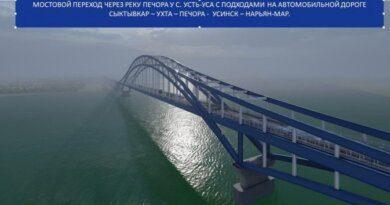 Дмитрий Шатохин даже после ухода из Совфеда продолжает продвигать строительство моста через Печору