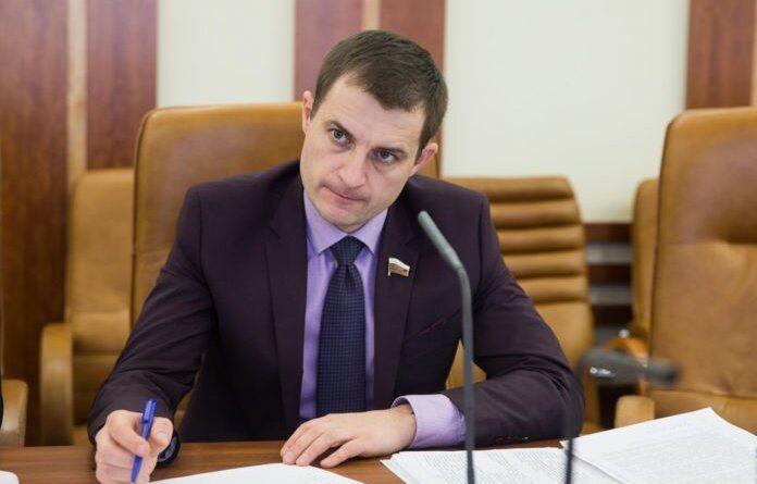 Дмитрий Шатохин метит в мэры Усинска?