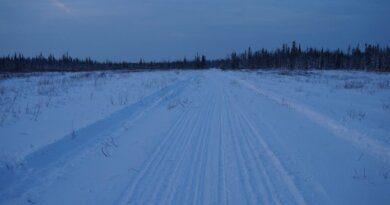 До Нового года должны открыть зимник в северные сёла Усинска
