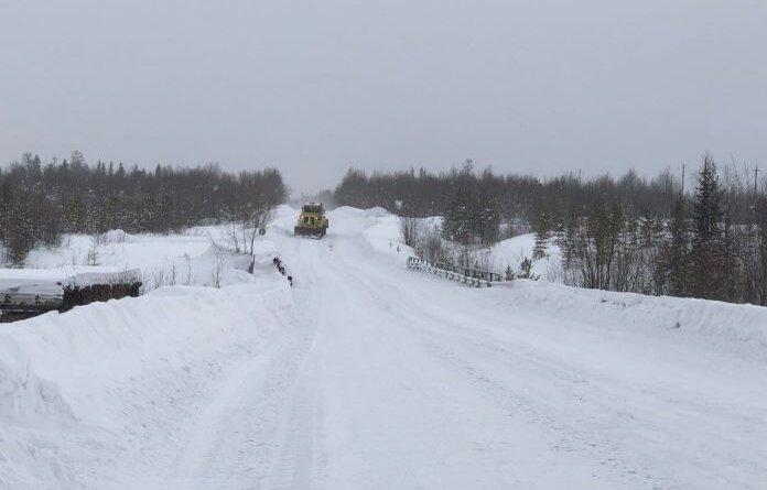Дорогу из Усинска на водозабор глава города поручил муниципальному контролю