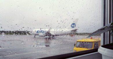 Дождевики сегодня в Усинске пригодятся