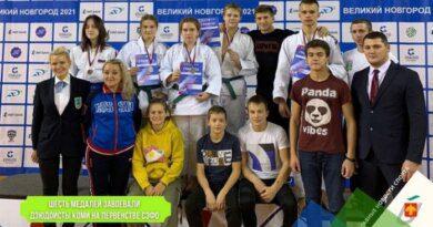 Дзюдоист из Усинска принёс медаль в республиканскую копилку