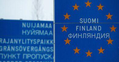 Финляндия продлила ограничения из-за COVID с Россией