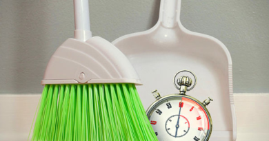 Как сделать уборку за 10 минут до прихода гостей — Рамблер/женский