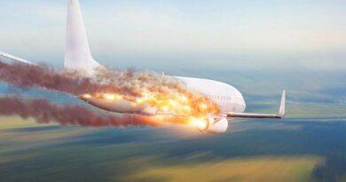 5 главных причин авиакатастроф
