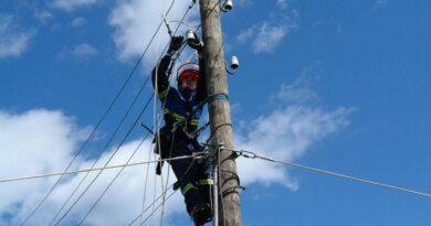 Электроснабжение в Усинске полностью восстановлено