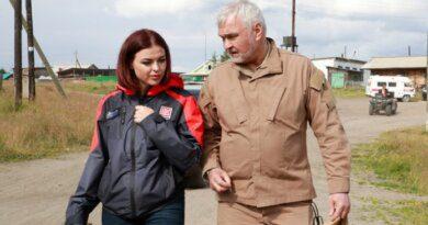 Евгения Лясковская отчиталась о депутатской работе за полгода