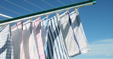 Зачем стирать кухонные полотенца растительным маслом&nbsp