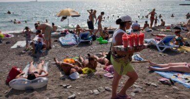 Многодетная мать растратила детское пособие на отдых в Сочи