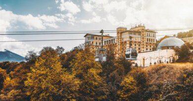 Что смотреть в Сочи в октябре