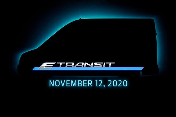 Ford назвал дату премьеры электрического Transit&nbsp