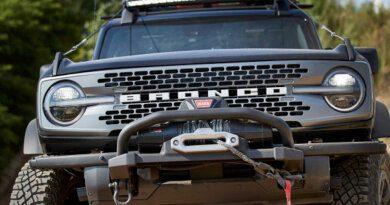 Ford запатентовал имядлянового внедорожника&nbsp