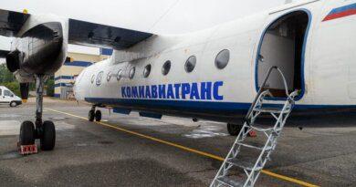 Глава Коми сообщил о возобновлении перелётов из Сыктывкара в Усинск