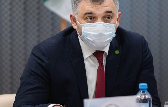Глава Усинска призвал горожан позаботиться о своём здоровье