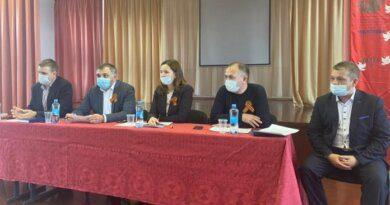 Глава Усинска встретился с жителями посёлка Парма