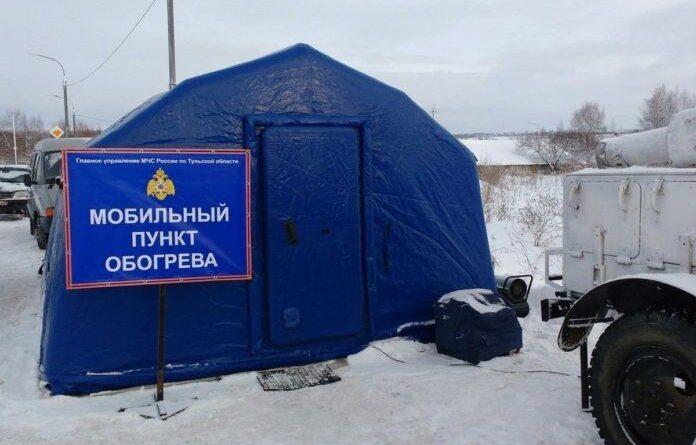Главный спасатель Коми рассказал о работе пунктов обогрева на трассах