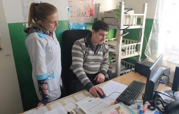 Главврач Усинской ЦРБ рассказал о встречах с жителями Усть-Лыжи и Акиси