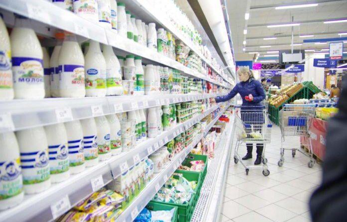 Годовая инфляция в Коми составила 4,5%