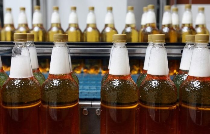 Готовится запрет на продажу пива в полиэтиленовой таре более 0,5 л